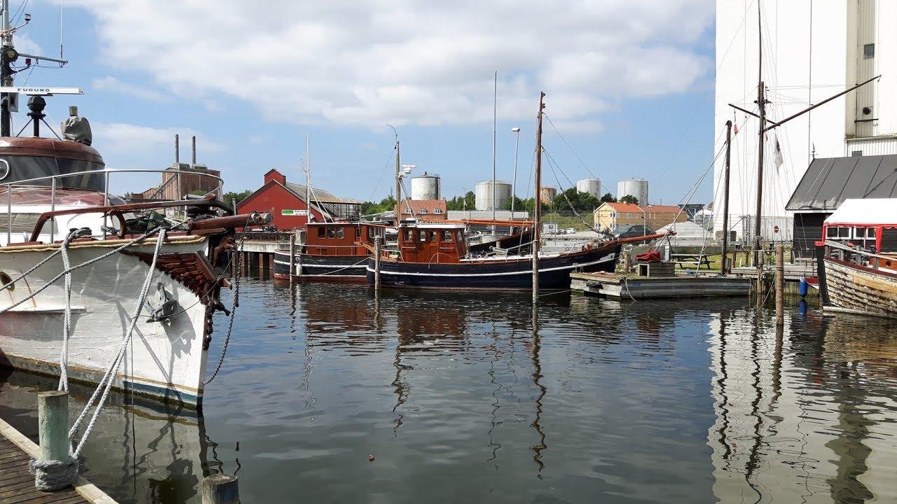 Suså Havn_Holmegaardshuset_kilde: Leif Rostgaard Nielsen